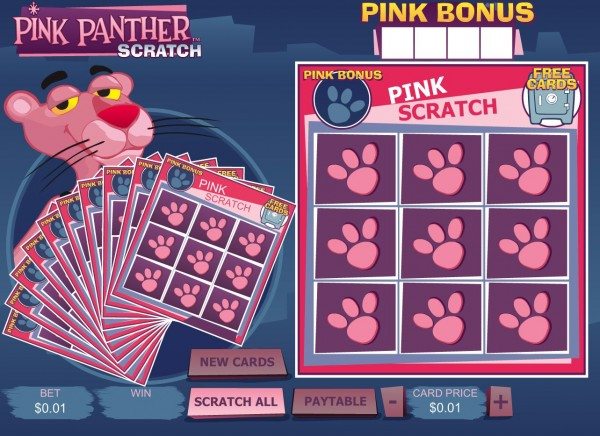 Pink Panther Scratch
